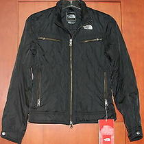 Women's the North Face Emily Jacket Adlq001 Black Xs  Photo
