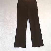 Women's Theory Olive Green Dress Pants- Size 2- Gently Worn Photo