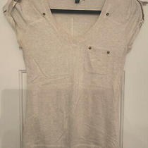 Womens Top Short Sleeved Size Small Photo