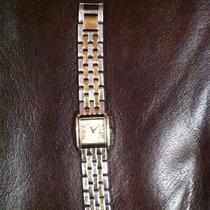 Women's Two Tone Fossil Watch Photo