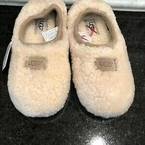 Womens Ugg Birche Natural Ballet Slippers- 1007721- Size 7- Msrp 80 Photo