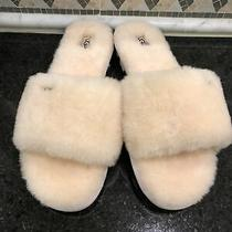 Women's Ugg Natural Cozette Slippers- Size 9 - 1100892 Photo