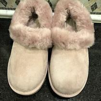 Women's Ugg Nita Genuine Shearling Slipper- Size 6- 1011894 Photo