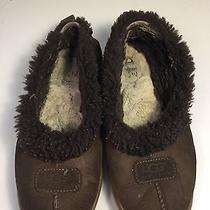 Women's Ugg Rylan Brown Chocolate Slip on Slipper Shoes Size 9 Photo