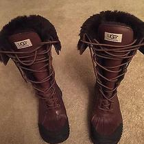 Women's Ugg Snow Boots Photo