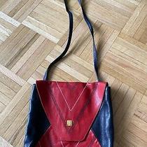 Womens Vintage Lanvin Messenger Bag Great Condition Photo