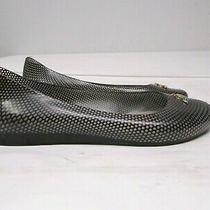 Women's Vivienne Westwood Melissa Rubber Slip on Ballet Flats  Shoes  8.5 Photo