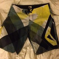Women's Volcom Surf Shorts Urban Outfitters Photo