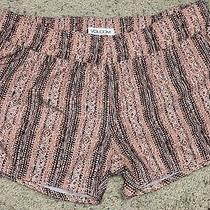 Women's Volcom True to This Shorts Size Large 14 Photo