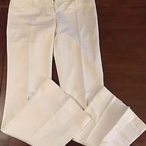 Women's White Dress Pants Photo