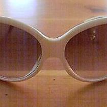 Women's White Missoni Oversized Sunglasses - Nwot Photo