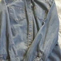 Women's Xs Denim Shirt Photo