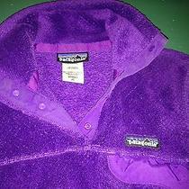 Women's Xs Purple Patagonia Jacket Photo