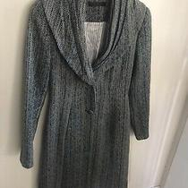 Womens Yigal Azrouel Wool Coat Size 2 Excellent Condition Photo