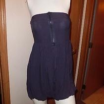 Women's Zara Basic Xs Eggplant Purple Classy Dress Photo