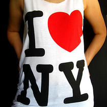 Women Singlet Top Shirt Mini Dress Alternative N.y Indie Fashion Art Emo Pop M Photo