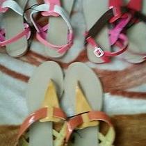 Women Size 7 Sandals Never Worn  Photo