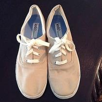 Women Sneakers Keds Size 6 Tan Photo