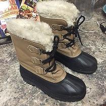 Women Snow Boots Size 6 Photo