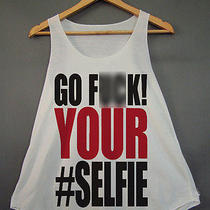 Women Street Hipster Tumblr Collection Cross Coco Glen Vogue Yolo Shirt Tank Top Photo