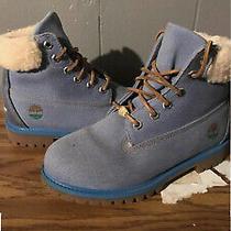Women Timberland Boots Size 6.5 Photo