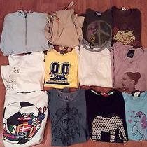 Women Victoria's Secret Roxy Junk Food Sweatpants Shirts Tops Shorts Jackets S M Photo