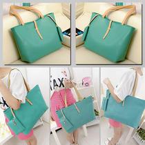 Women Vogue Summer Casual Korean Hobo Pu Leather Handbag Shoulder Bag Purse Photo