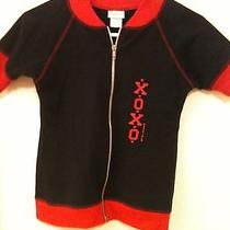 Women Xoxo Zipper Shirt Photo