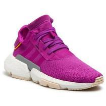 Womens Adidas Pod-S 3.1 Vivid Pink Running Running  Athletic Gym Training Shoes Photo