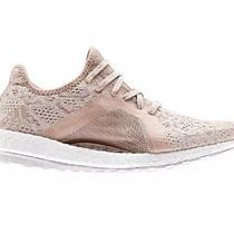 Womens Adidas Pure Boost X Element Running Training Sneaker Ash Pearl Bb6088 5 Photo