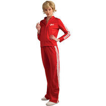Womens Adult Glee Tv Show Sue Track Suit Coach Costume Photo