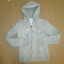 Womens Aeropostale Full Zip Hooded Hoodie Sweatshirt Jacket Sz S Sm Nwt Photo