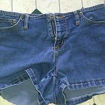 Womens Aeropostale Jean Shorts 5/6 6 6  Photo