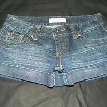 Womens Aeropostale Shorts  Size  1 / 2     1369 Photo