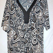 Womens Aldo Trevi Stretch Nice Dress Top Size 2x Photo