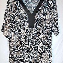 Womens Aldo Trevi Stretch Nice Dress Top Size 2x Photo