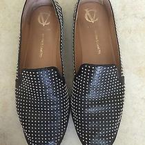 Womens All  Leather Ballets Flats Signature by Vince Camuto Size 10 Photo