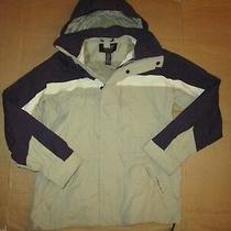 Womens American Eagle 77 Full Zip Hooded Water Resistant Jacket Coat Sz Xs Photo