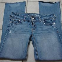 Womens American Eagle Artist Stretch Jeans 6 Photo
