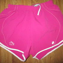 Womens Asics Athletic Shorts W/ Built in Liner Sz S Sm Running Gym Photo
