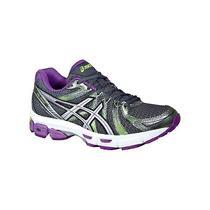 Womens Asics Gel-Exalt Running Shoes Titanium/lightning Photo