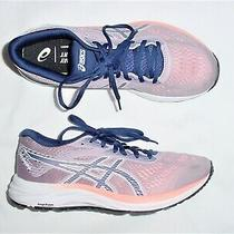 Womens Asics Gel Excite 6 Violet Blush Dive Blue Running Training Shoes 9.5 M Photo