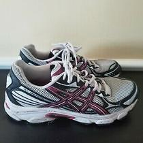 Womens Asics Gel Galaxy 5 Athletic/running Sneakers Size 8.5 (T281n) Euc Photo