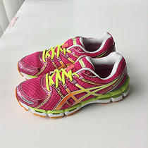 Womens Asics Gel-Kayano 19 Running Shoes Sz 8.5 M Photo