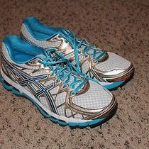 Womens Asics Gel Kayano 20 Running Shoes Size 10 B Regular Width Like   New Photo