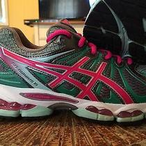 Womens Asics Gel Nimbus 15 Photo