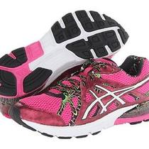Womens Asics Gel Preleus Athletic Shoes New Size 9 Hot Pink/white/pink Photo