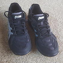 Womens Asics Gel Volleycross Shoes Size 8.5 Photo