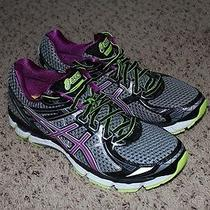 Womens Asics Gt 2000 2 Running Shoes Size 10.5 D Wide Width Like   New Photo