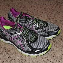 Womens Asics Gt 2000 2 Running Shoes Size 9 B Regular Width Like   New Photo